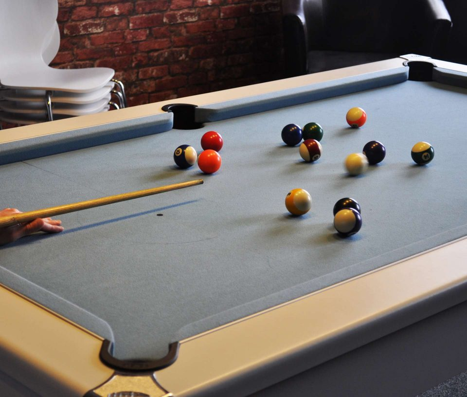 who is best at pool?
